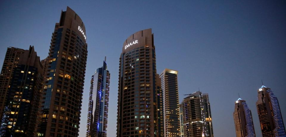 FILE-PHOTO-Skyline-looms-over-Dubai-Marina-in-Dubai