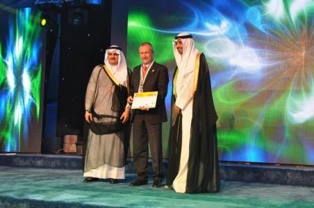 Auszeichnung in Kuwait