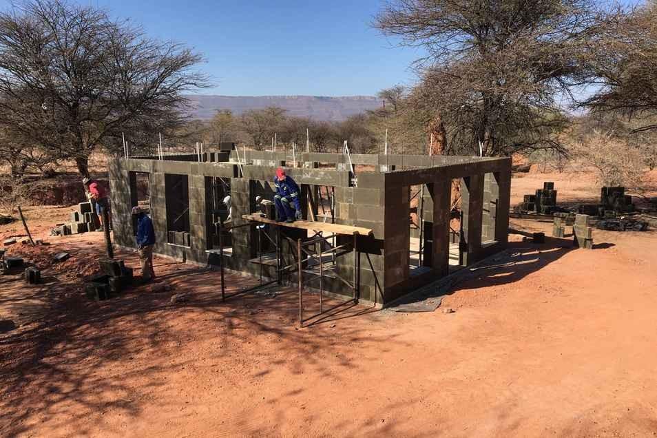 MAS Haus in Namibia
