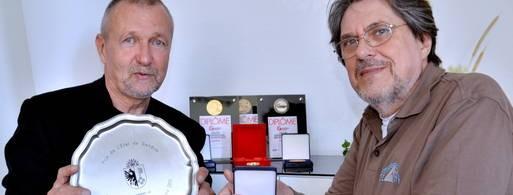 Gehlberger PolyCare-Team erhielt Großen Preis in Genf
