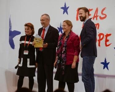 PolyCare gewinnt europäischen Wettbewerb
